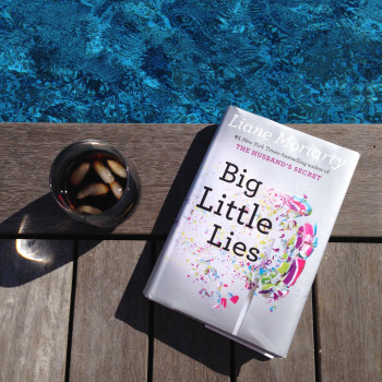 Big Little Lies Birchbox September book club