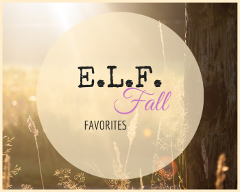ELF Fall Favorites