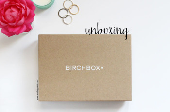 Birchbox October Fanfare