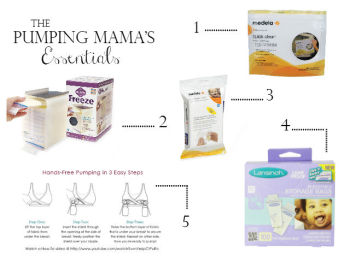 Pumping Mamas Essentials